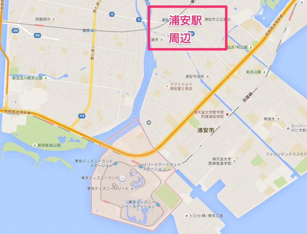 〒279-0031_千葉県浦安市舞浜_-_Google_マップ 4