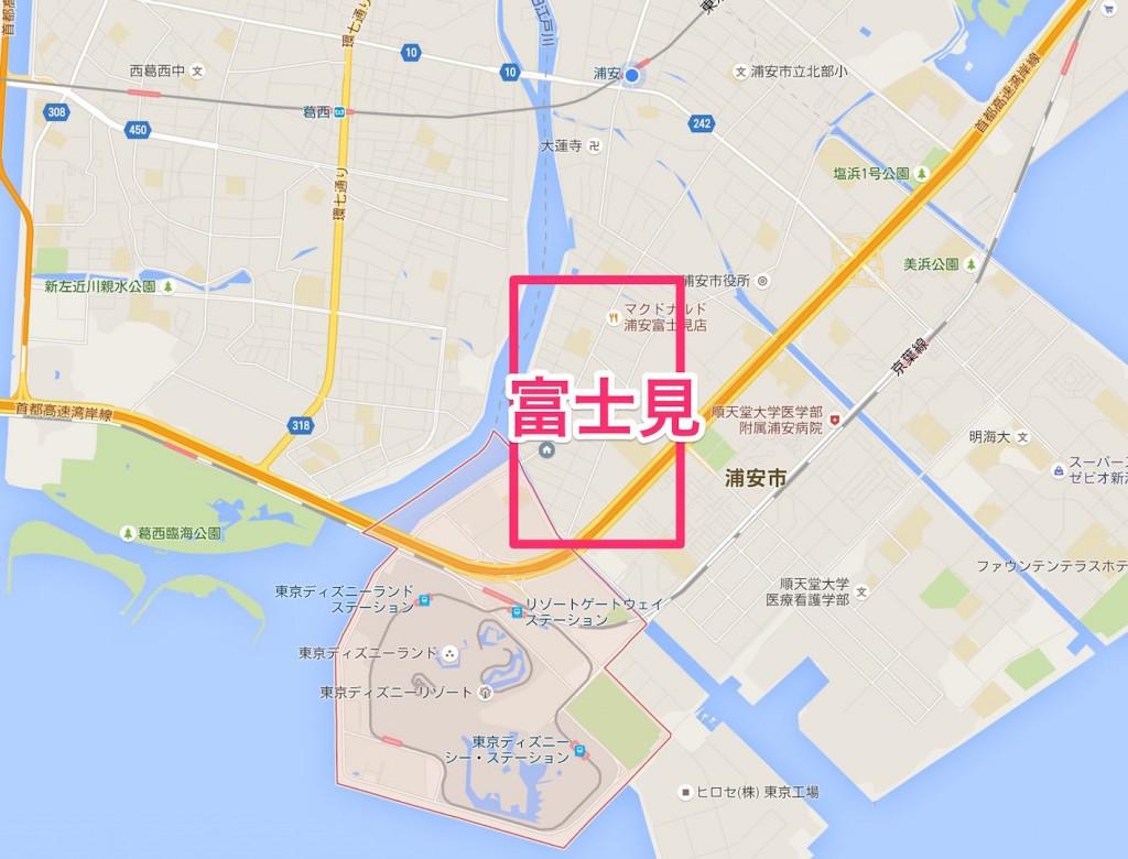 〒279-0031_千葉県浦安市舞浜_-_Google_マップ 2