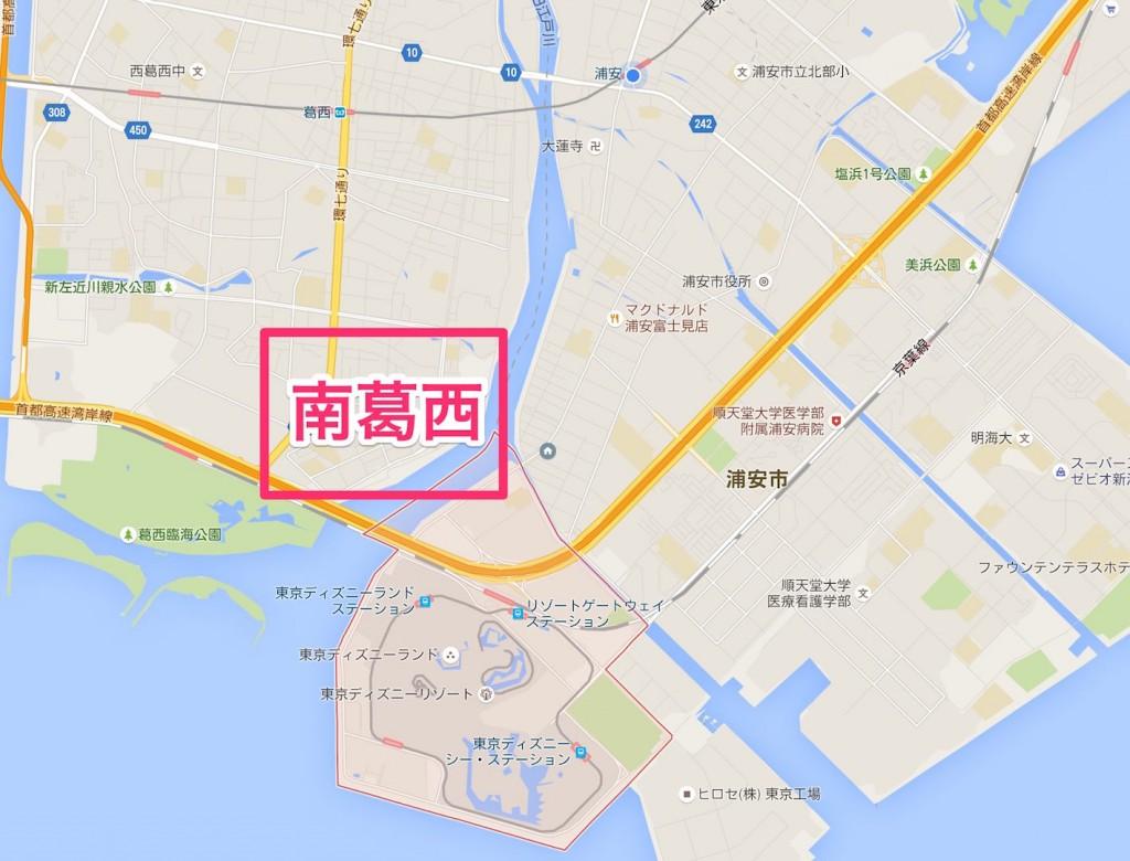 〒279-0031_千葉県浦安市舞浜_-_Google_マップ 3
