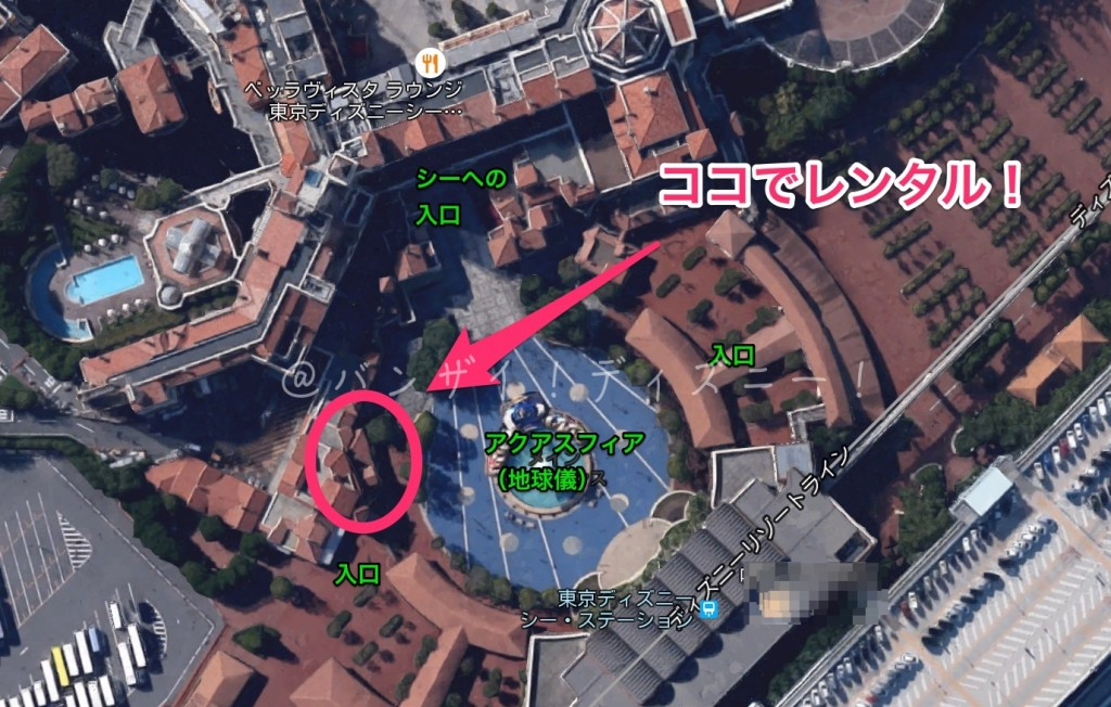 batch_東京ディズニーランド_-_Google_マップ 2