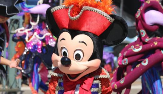 ミッキーの顔が変わるのはいつ?日本も新フェイスになるのか確定か?